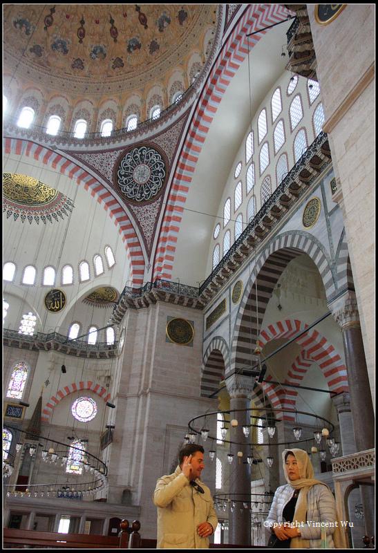 蘇萊曼清真寺(SÜLEYMANİYE CAMİİ/SÜLEYMANİYE MOSQUE)07