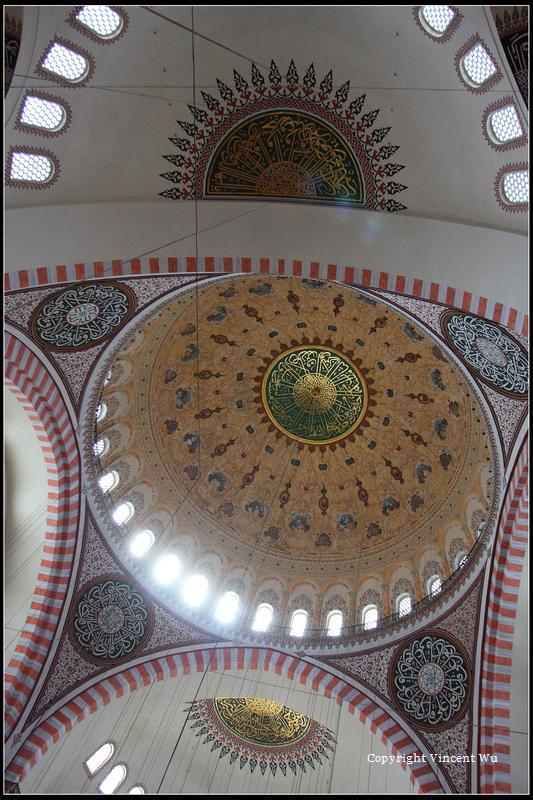 蘇萊曼清真寺(SÜLEYMANİYE CAMİİ/SÜLEYMANİYE MOSQUE)08
