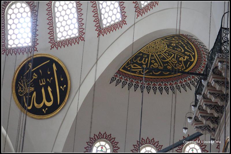 蘇萊曼清真寺(SÜLEYMANİYE CAMİİ/SÜLEYMANİYE MOSQUE)09