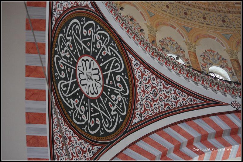 蘇萊曼清真寺(SÜLEYMANİYE CAMİİ/SÜLEYMANİYE MOSQUE)14