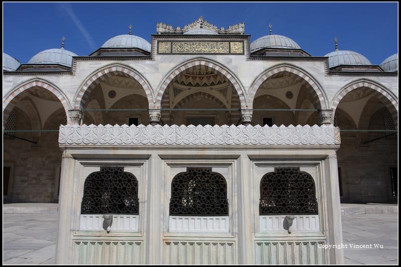 蘇萊曼清真寺(SÜLEYMANİYE CAMİİ/SÜLEYMANİYE MOSQUE)21
