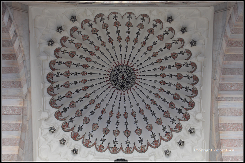 蘇萊曼清真寺(SÜLEYMANİYE CAMİİ/SÜLEYMANİYE MOSQUE)24