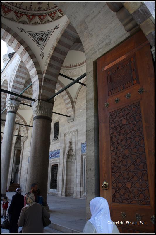 蘇萊曼清真寺(SÜLEYMANİYE CAMİİ/SÜLEYMANİYE MOSQUE)27