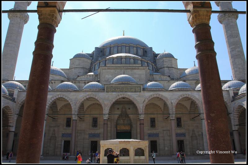 蘇萊曼清真寺(SÜLEYMANİYE CAMİİ/SÜLEYMANİYE MOSQUE)28