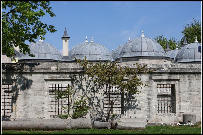 蘇萊曼清真寺(SÜLEYMANİYE CAMİİ/SÜLEYMANİYE MOSQUE)30
