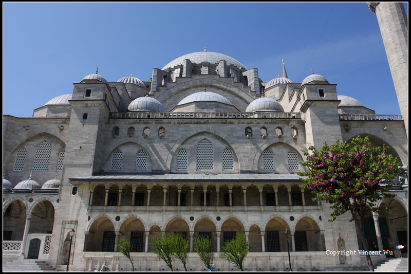 蘇萊曼清真寺(SÜLEYMANİYE CAMİİ/SÜLEYMANİYE MOSQUE)33