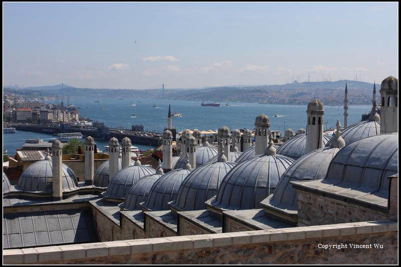 蘇萊曼清真寺(SÜLEYMANİYE CAMİİ/SÜLEYMANİYE MOSQUE)34