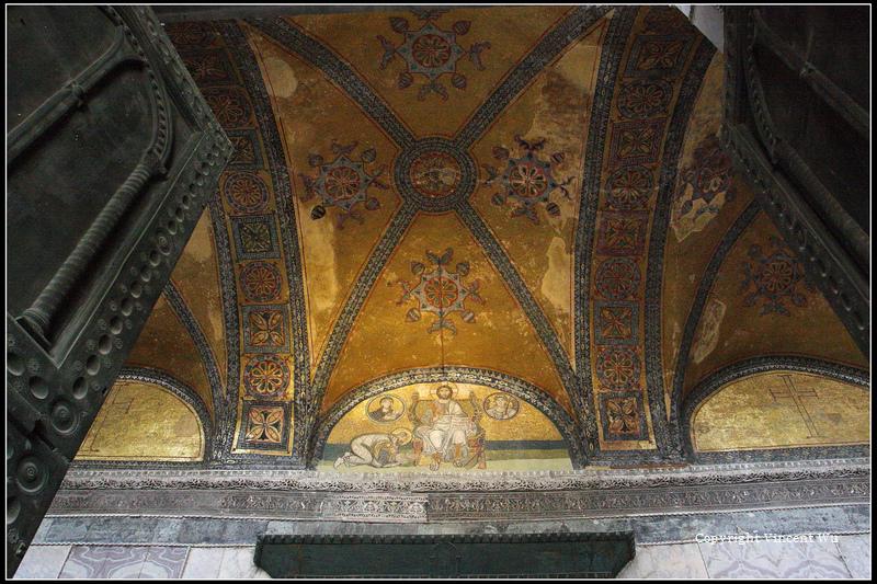 聖索菲亞大教堂(AYASOFYA MÜZESİ/HAGIA SOPHIA MUSEUM)03