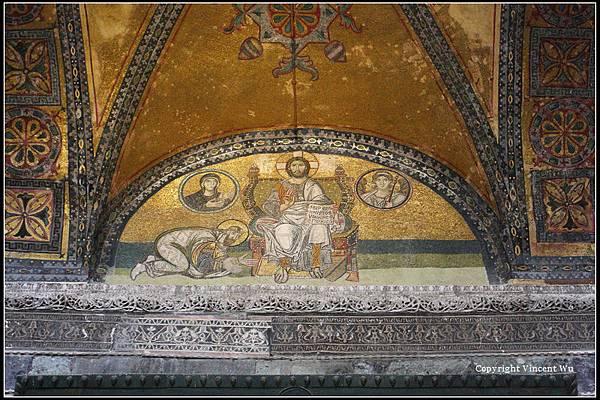 聖索菲亞大教堂(AYASOFYA MÜZESİ/HAGIA SOPHIA MUSEUM)04