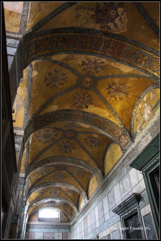 聖索菲亞大教堂(AYASOFYA MÜZESİ/HAGIA SOPHIA MUSEUM)05