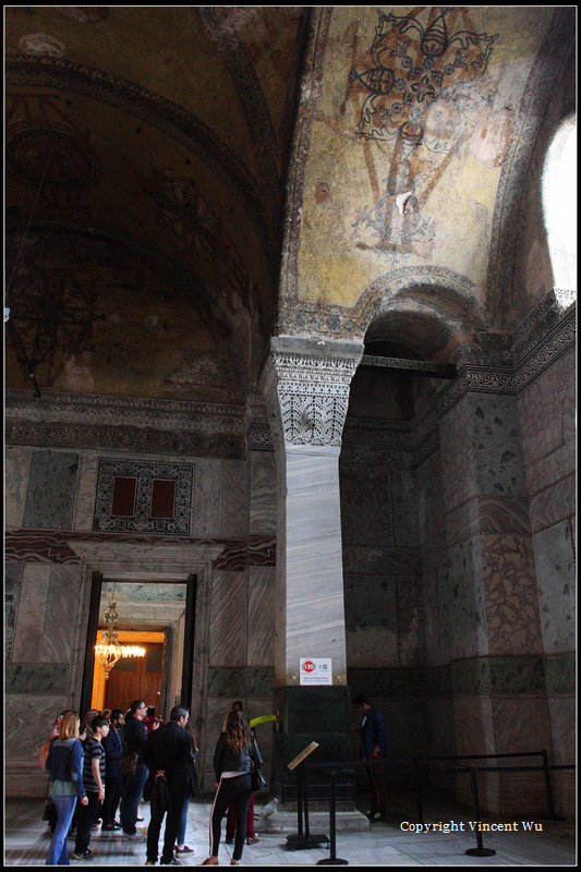 聖索菲亞大教堂(AYASOFYA MÜZESİ/HAGIA SOPHIA MUSEUM)06