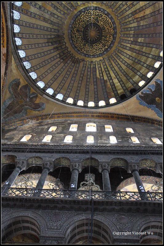 聖索菲亞大教堂(AYASOFYA MÜZESİ/HAGIA SOPHIA MUSEUM)11