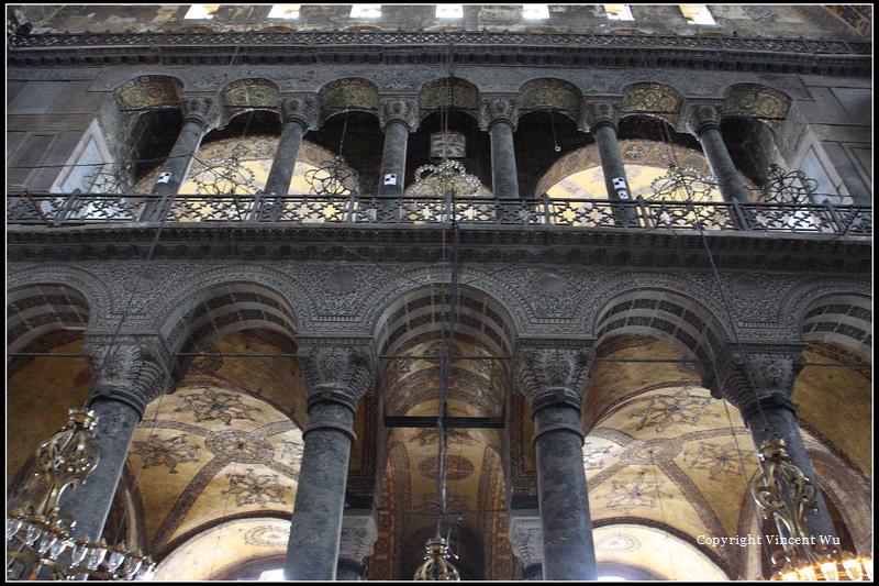 聖索菲亞大教堂(AYASOFYA MÜZESİ/HAGIA SOPHIA MUSEUM)12