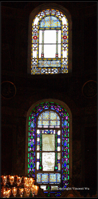 聖索菲亞大教堂(AYASOFYA MÜZESİ/HAGIA SOPHIA MUSEUM)13