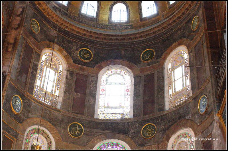 聖索菲亞大教堂(AYASOFYA MÜZESİ/HAGIA SOPHIA MUSEUM)17
