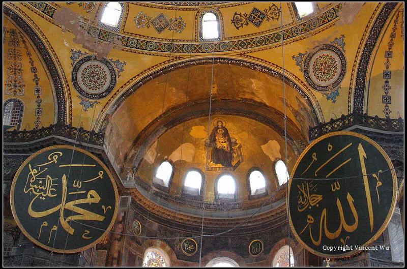 聖索菲亞大教堂(AYASOFYA MÜZESİ/HAGIA SOPHIA MUSEUM)19