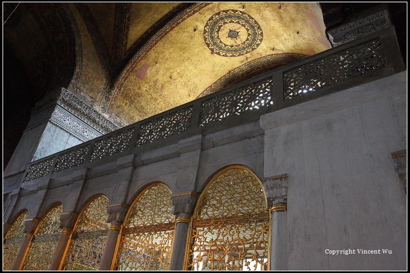 聖索菲亞大教堂(AYASOFYA MÜZESİ/HAGIA SOPHIA MUSEUM)20