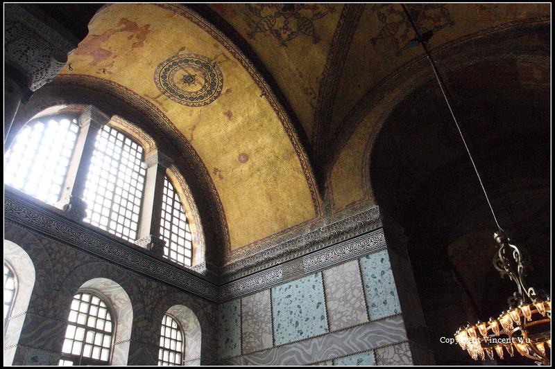 聖索菲亞大教堂(AYASOFYA MÜZESİ/HAGIA SOPHIA MUSEUM)21