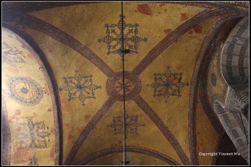 聖索菲亞大教堂(AYASOFYA MÜZESİ/HAGIA SOPHIA MUSEUM)23