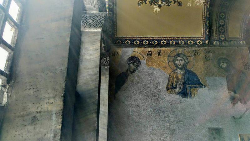 聖索菲亞大教堂(AYASOFYA MÜZESİ/HAGIA SOPHIA MUSEUM)24