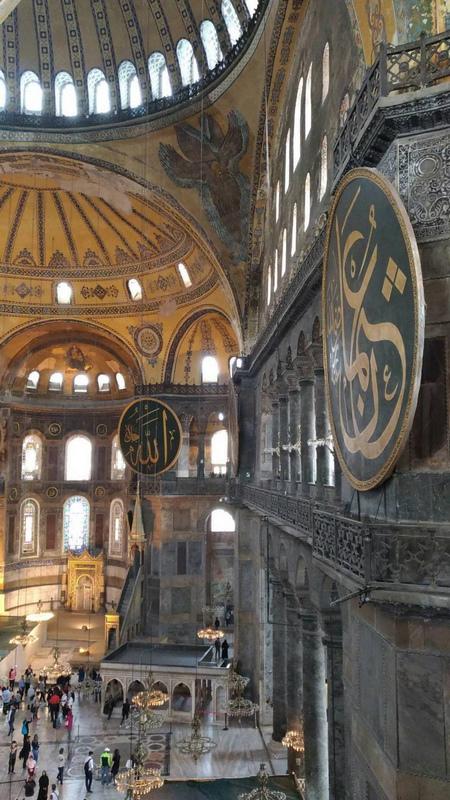 聖索菲亞大教堂(AYASOFYA MÜZESİ/HAGIA SOPHIA MUSEUM)25