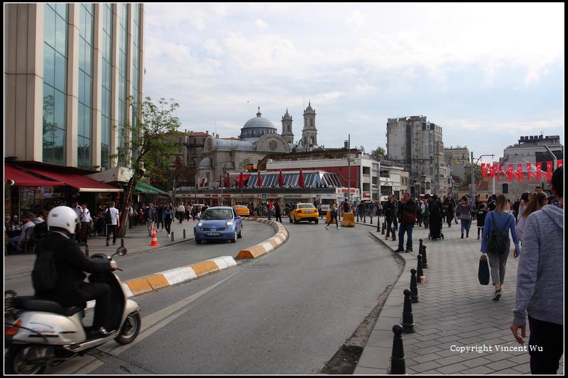 塔克辛廣場(TAKSİM MEYDANI/TAKSİM SQUARE)01