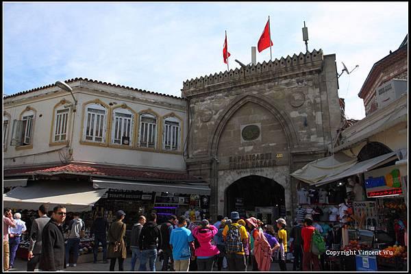 傳統大市集(KAPALIÇARŞI/GRAND BAZAAR)01