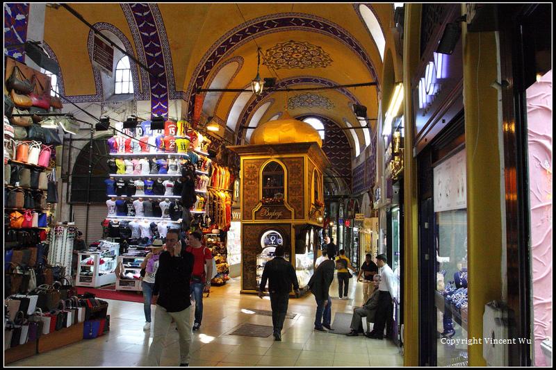 傳統大市集(KAPALIÇARŞI/GRAND BAZAAR)05