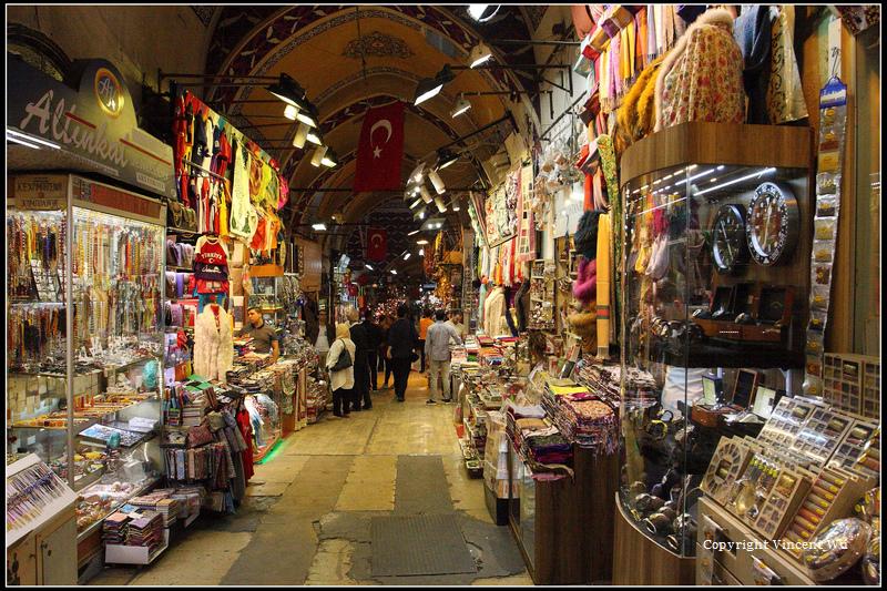 傳統大市集(KAPALIÇARŞI/GRAND BAZAAR)08