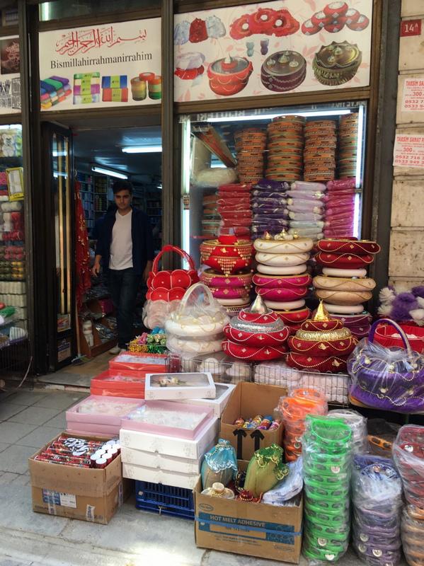 傳統大市集(KAPALIÇARŞI/GRAND BAZAAR)12