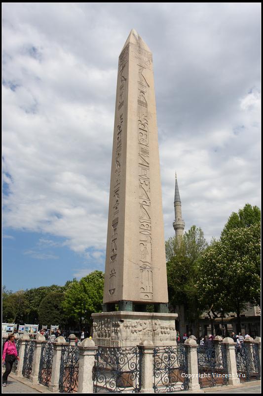 君士坦丁堡賽馬場(SULTANAHMET MEYDANI/HIPPODROME OF CONSTANTINOPLE)01