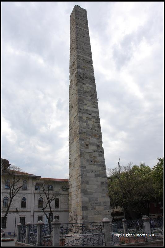 君士坦丁堡賽馬場(SULTANAHMET MEYDANI/HIPPODROME OF CONSTANTINOPLE)04