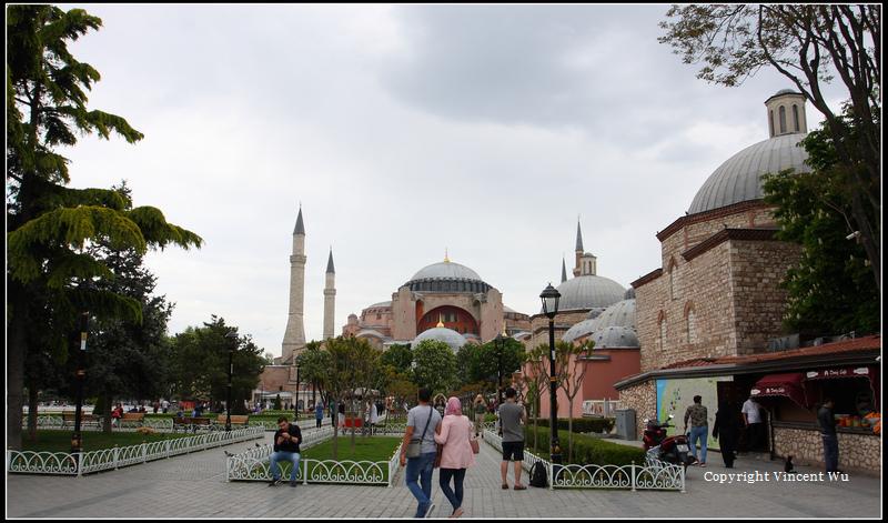 聖索菲亞大教堂(AYASOFYA MÜZESİ/HAGIA SOPHIA MUSEUM)27