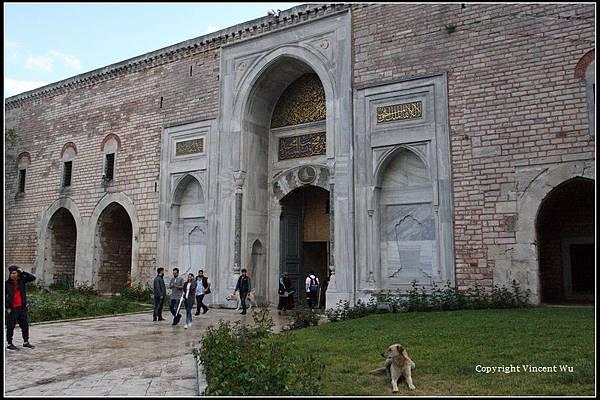 托普卡匹皇宮博物館(TOPKAPI SARAYI MÜZESİ/TOPKAPI PALACE MUSEUM)03