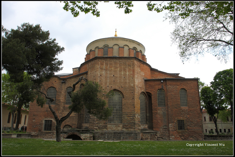 托普卡匹皇宮博物館(TOPKAPI SARAYI MÜZESİ/TOPKAPI PALACE MUSEUM)04