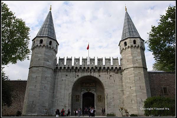 托普卡匹皇宮博物館(TOPKAPI SARAYI MÜZESİ/TOPKAPI PALACE MUSEUM)05
