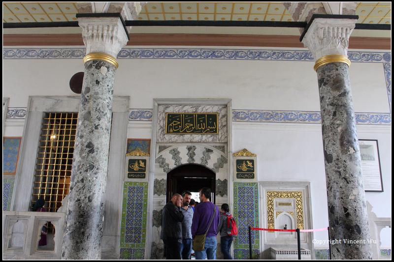 托普卡匹皇宮博物館(TOPKAPI SARAYI MÜZESİ/TOPKAPI PALACE MUSEUM)09