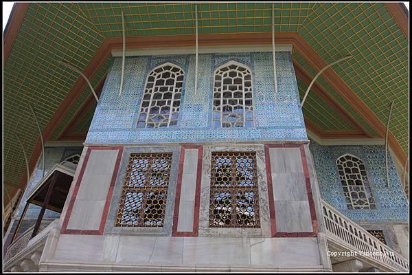 托普卡匹皇宮博物館(TOPKAPI SARAYI MÜZESİ/TOPKAPI PALACE MUSEUM)17