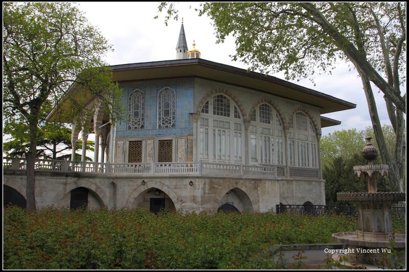 托普卡匹皇宮博物館(TOPKAPI SARAYI MÜZESİ/TOPKAPI PALACE MUSEUM)18