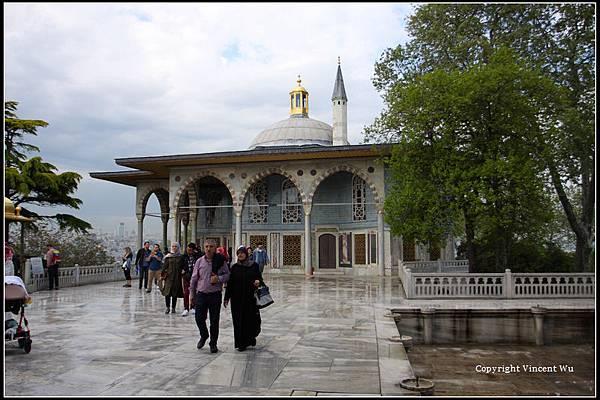托普卡匹皇宮博物館(TOPKAPI SARAYI MÜZESİ/TOPKAPI PALACE MUSEUM)21