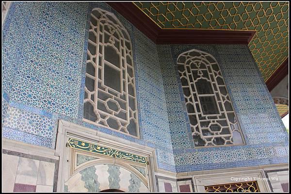 托普卡匹皇宮博物館(TOPKAPI SARAYI MÜZESİ/TOPKAPI PALACE MUSEUM)22