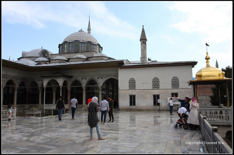 托普卡匹皇宮博物館(TOPKAPI SARAYI MÜZESİ/TOPKAPI PALACE MUSEUM)23