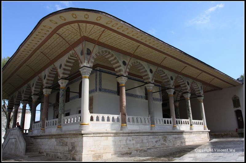 托普卡匹皇宮博物館(TOPKAPI SARAYI MÜZESİ/TOPKAPI PALACE MUSEUM)27