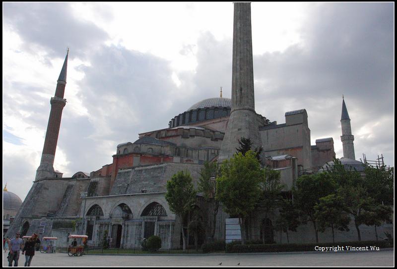 聖索菲亞大教堂(AYASOFYA MÜZESİ/HAGIA SOPHIA MUSEUM)28