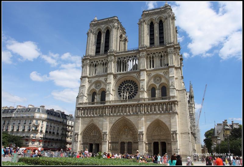 巴黎聖母院(CATHÉDRALE NOTRE-DAME DE PARIS)01