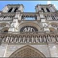 巴黎聖母院(CATHÉDRALE NOTRE-DAME DE PARIS)02