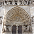 巴黎聖母院(CATHÉDRALE NOTRE-DAME DE PARIS)03