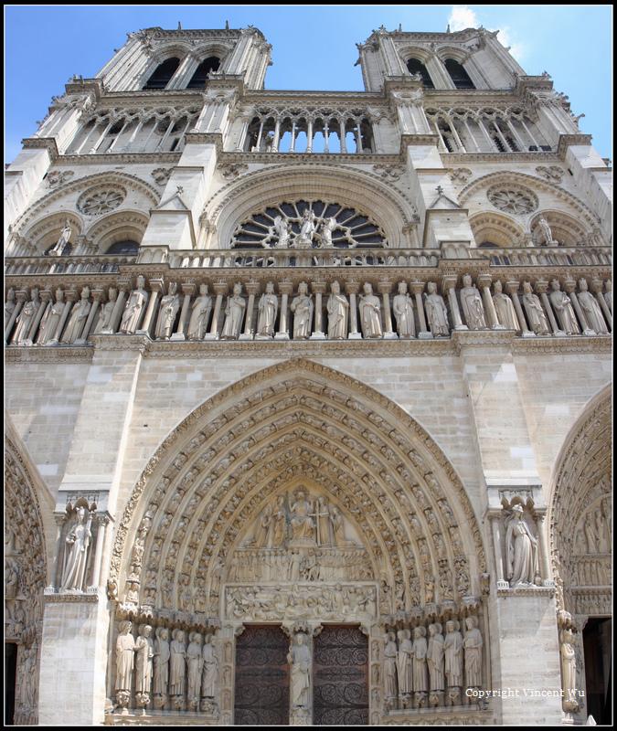 巴黎聖母院(CATHÉDRALE NOTRE-DAME DE PARIS)04