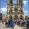 巴黎聖母院(CATHÉDRALE NOTRE-DAME DE PARIS)05