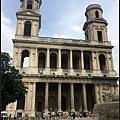 聖許畢斯教堂(Église Saint-Sulpice de Paris)